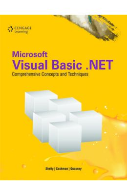 Microsoft Visual Basic. Net : Comprehensive Concepts And Techniques (gu)