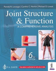 Joint Structure & Function A Comprehensive Analysis