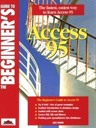 Beginner's Guide to Access 95