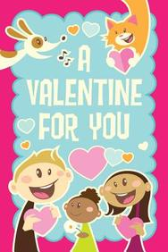 Valentine for You, a (Redesign) : 25- Pack Tracts
