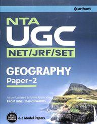 Nta Ugc Net Jrf Set Geography Paper 2 : Code D554
