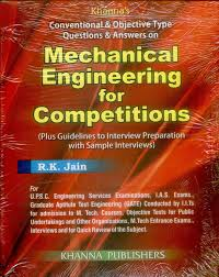 Rk Jain Mechanical Engineering Objective Book
