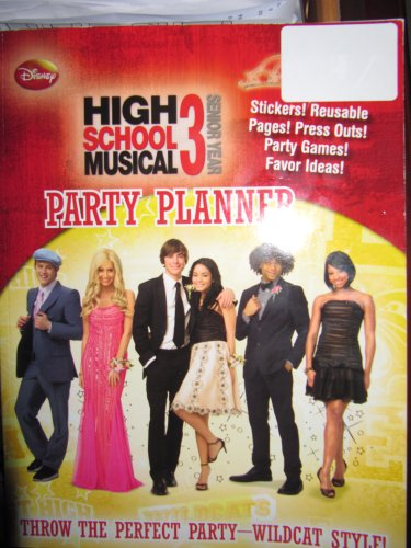 Party Planner: High School Musical 3