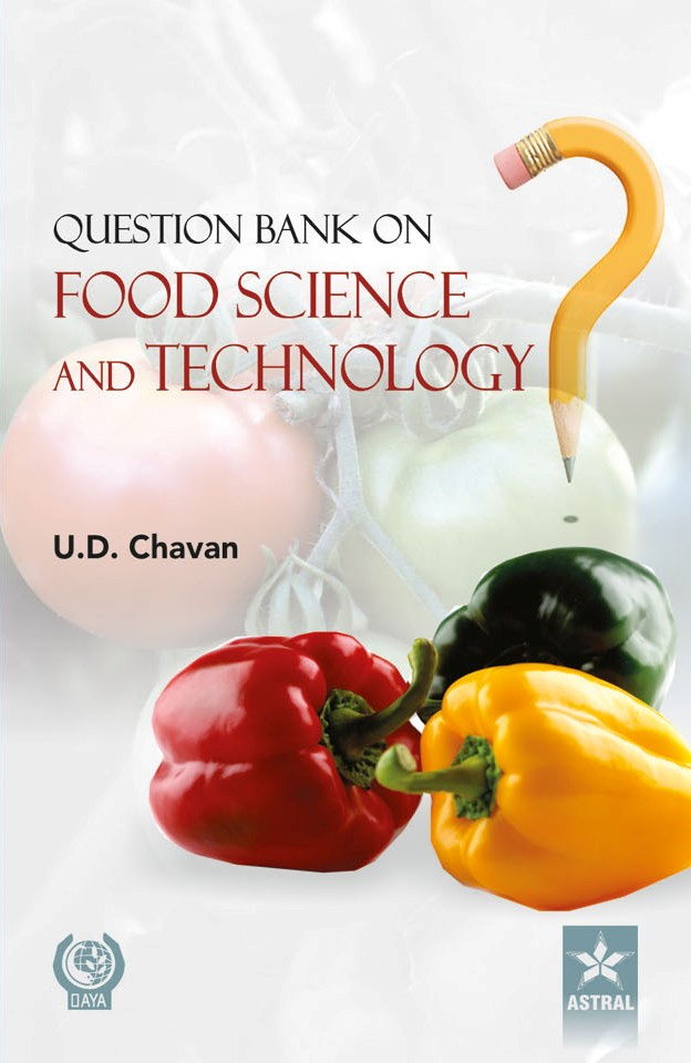 Buy Question Bank On Food Science Technology Book Ud Chavan