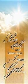 Be Still and Know Bookmark: PS 46:10