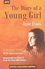 Diary Of A Young Girl Class 10 Term 1 & Term 2 : Cbse