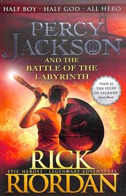 Battle Of The Labyrinth : Percy Jackson