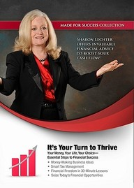 It's Your Turn to Thrive: Your Money, Your Life, Your Choice--Essential Steps to Financial Success (Made for Success Collection) (Made for Success Collections)