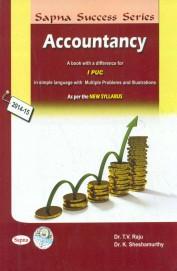 Accountancy 1st Puc: Sapna Success Series
