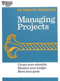 Managing Projects : 20 Minute Manager