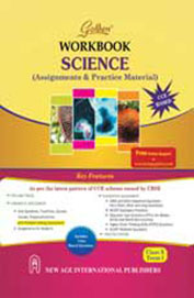 Science Class 10 Term 1 Golden Workbook Assignment & Practice Material : Cce Cbse