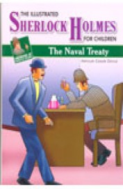 Naval Treaty - Illustrated Sherlock Holmes For Children