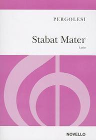 Stabat Mater: For Soprano & Contralto Soli, SA & Orchestra