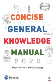 Pearson Concise General Knowledge Manual 2020
