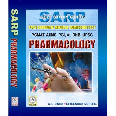 Pharmacology - Sarp Self Study Guide