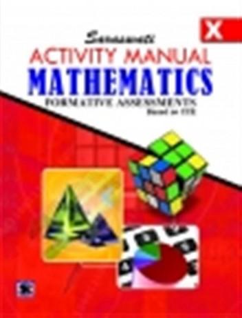 Maths Activity Book For Class 10
