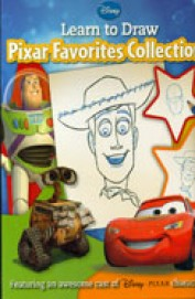 Disney Learn To Draw Pixar Favorites Collection