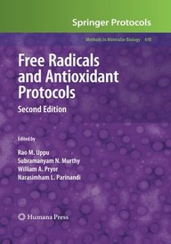 Free Radicals and Antioxidant Protocols (Methods in Molecular Biology)