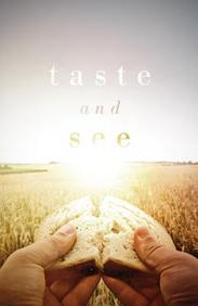 Taste and See (Redesign) : 25- Pack Tracts