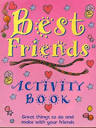 Best Friends Activity Book