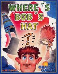 Where's Bob's Hat