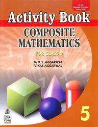 Composite  Mathematics  For Class  5  Activity  Book