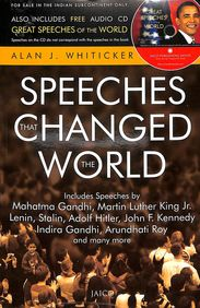Buy Speeches That Changed The World Wcd Book  Alan J Whiticker  Speeches That Changed The World Wcd