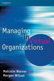 Managing In Virtual Organsations