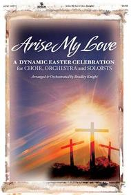 Arise, My Love Audio Wav File DVD- ROM