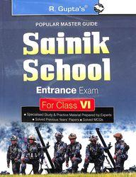 Popular Master Guide Sainik School Entrance Exam For Class 6 : Coder- 951