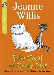 Silly Cecil and Clever Cubs (Pocket Money Puffin)