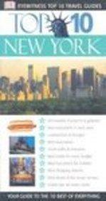 New York (Eyewitness Top Ten Travel Guides)