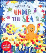 Fingerprint Fun Under The Sea