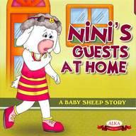 Ninis Guests At Home - A Baby Sheep Story