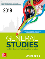 General Studies Gs Paper1 : For Civil Seervices Preliminary Examination  2019