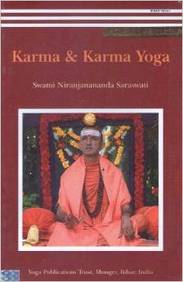 Buy Karma And Yoga Book Swami Niranjanananda Saraswati