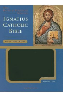 Ignatius Catholic Bible-RSV-Large Print