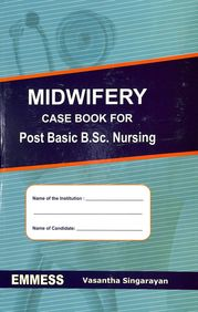 Midwifery Case Book For Post Basic Bsc Nursing