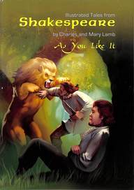 As You Like It : Illustrated Tales From Shakespeare