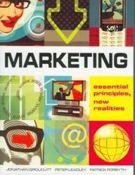 Marketing Essential Principles New Realities