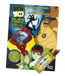 It's Time For Adventure: Ben 10