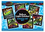 Deluxe Light Catcher Scratch Art Set