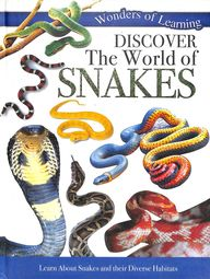 Wonders Of Learning Discover The World Of Snakes Learn About Snakes & Their Diverse Habitats