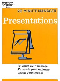 Presentations : 20 Minute Manager