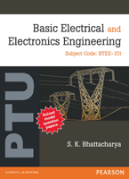 Basic Electrical and Electronics Engineering : For PTU
