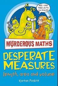 Murderous Maths: Desperate Measures