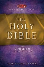 The Holy Bible: Nelson's Million Bible Challenge