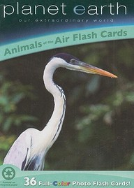 Animals of the Air Flashcards: Planet Earth
