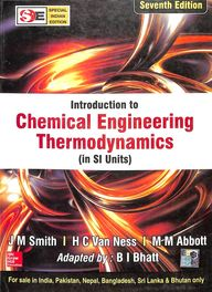 Buy chemical engineering text books online 2016 discounts sales introduction to chemical engineering thermodynamic fandeluxe Choice Image