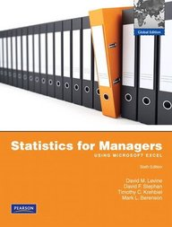 Statistics For Managers Plus Maths Xl